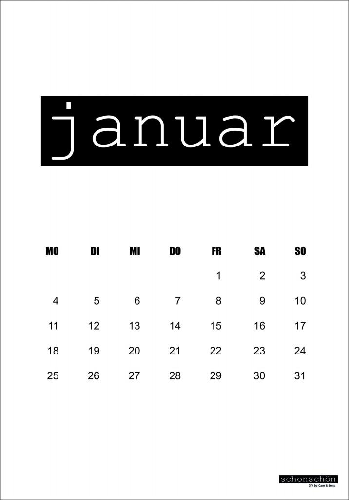 Upcycling Kalender