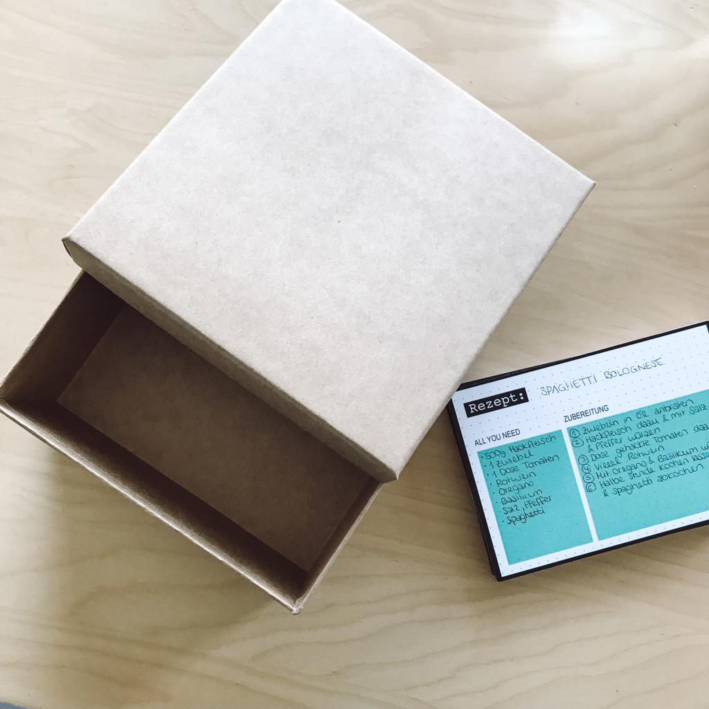 Printable: Rezeptkarten Download zum Ausdrucken