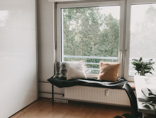 DIY Sitzbank