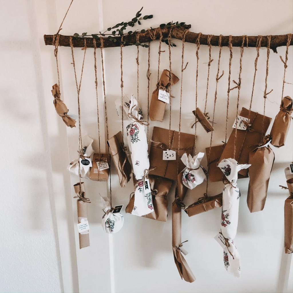 schon schön Blog | DIY Adventskalender für Mama