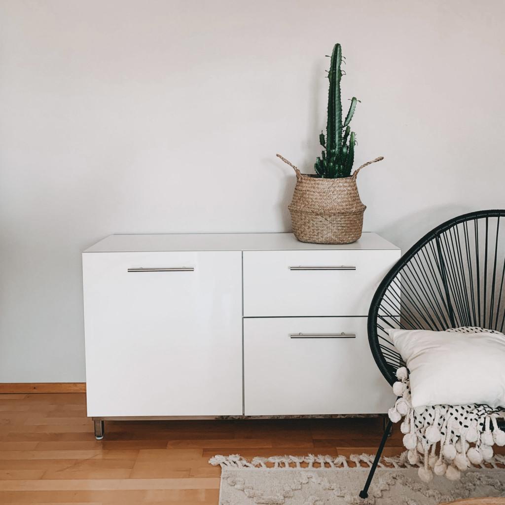IKEA Besta Makeover: Prettypegs Füße und Griffe