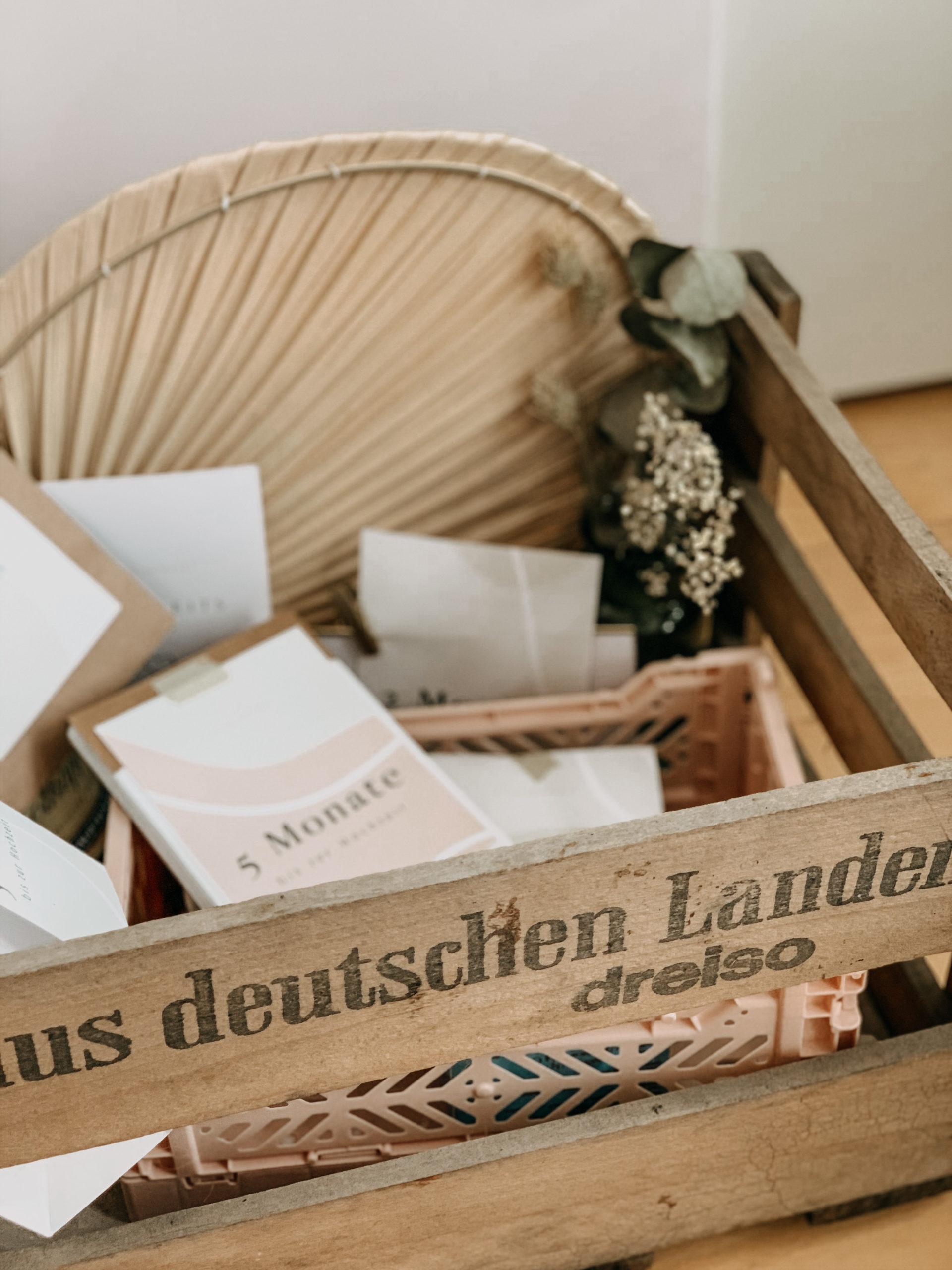 Brautkalender: Countdown bis zur Hochzeit