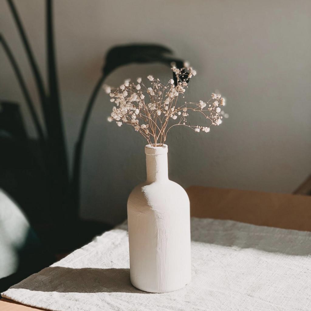 Ölfreunde Upcycling Vase
